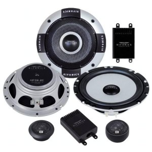 "Hifonics HFi-6.2C - 6.5"" Industria series shallow mount component speakers"
