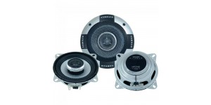 "Hifonics HFI-42 - 4"" 120 watt shallow mount coaxil speakers"