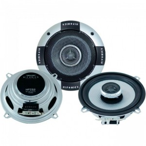 "Hifonics HFI-52 - 5.25"" 160 watt shallow mount coaxil speakers"