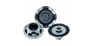 "Hifonics HFI-62 - 6.5"" 180 watt shallow mount coaxil speakers"