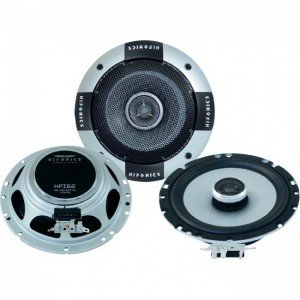 "Hifonics HFI-62 - 6.5"" 180 watt shallow mount coaxil speakers"