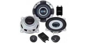 "Hifonics HFI4.2C - 4"" Industria series shallow mount component speakers"