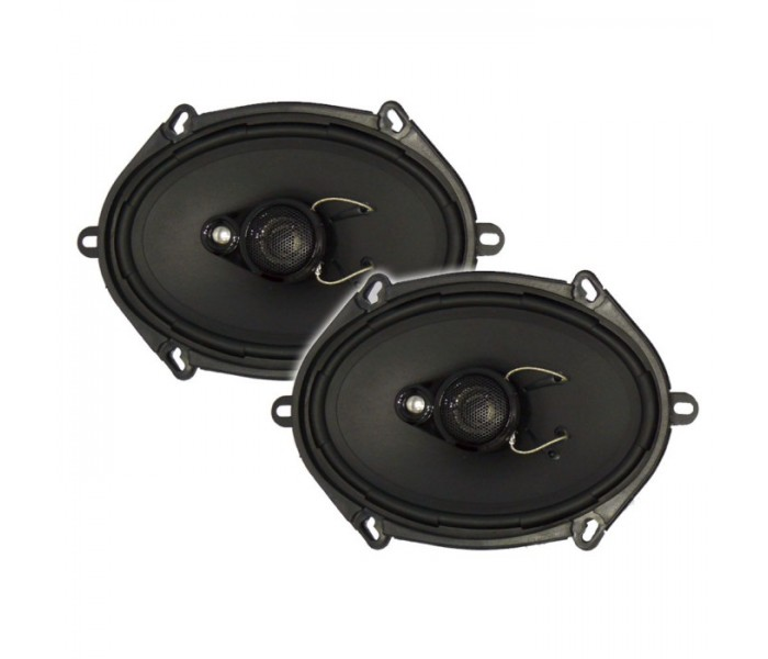 """In Phase SXT5735 260W 5X7"""" Shallow Fit Speakers"""