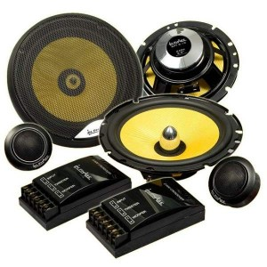 In Phase SXT6.1C 240W 17cm Component Speakers