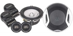 In Phase XT5CII 240W 13cm Component Speakers