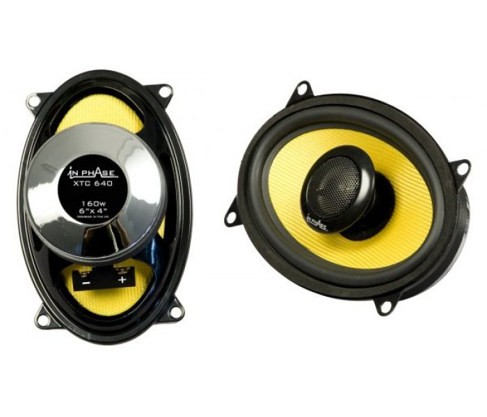 "In Phase XTC640 160W 6X4"" Speakers"