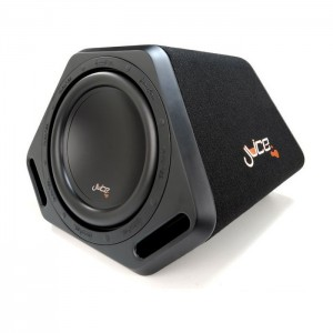 "Juice A12 1200W 12"" Active Subwoofer In Custom Enclosure"