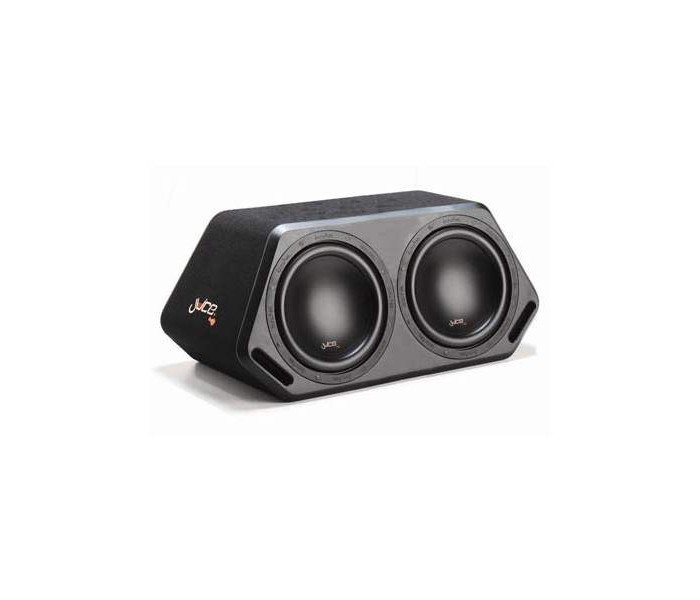 "Juice D28 2000W Double 8"" Active Subwoofer In Custom Enclosure"