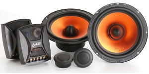 Juice JS6C 240W 17cm Component Speakers