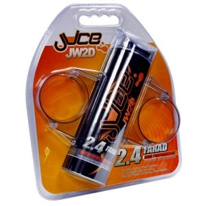 Juice JW2D Power Capacitor 2.4 Farad
