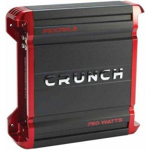 Crunch PZX750.2 POWERZONE 2-Channel 750W Class AB Amp