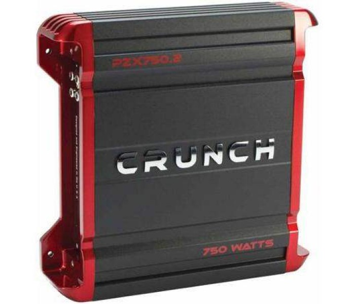Crunch PZX750.2 POWERZONE 2-Channel 750W Class AB Amp