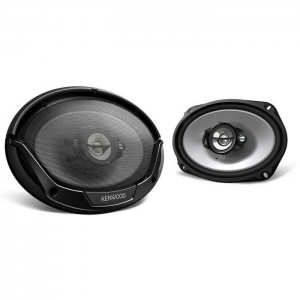 "Kenwood KFC-E6965 400W 6X9"" Speakers"