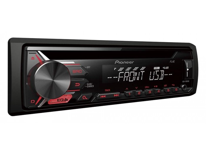 Pioneer DEH-1900UB - RDS Tuner, CD, USB Tuner with Aux input.