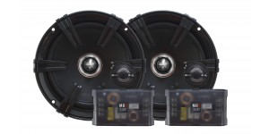 "MB Quart ZC1-216 240W Peak (120W RMS) 6-1/2"" Z-Line Series 2-Way Component Car Speakers"