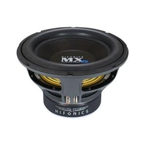 """Hifonics MXT12D4 - 12"""" 1500Watt 4-Ohm Maxximus DVC Subwoofer"""