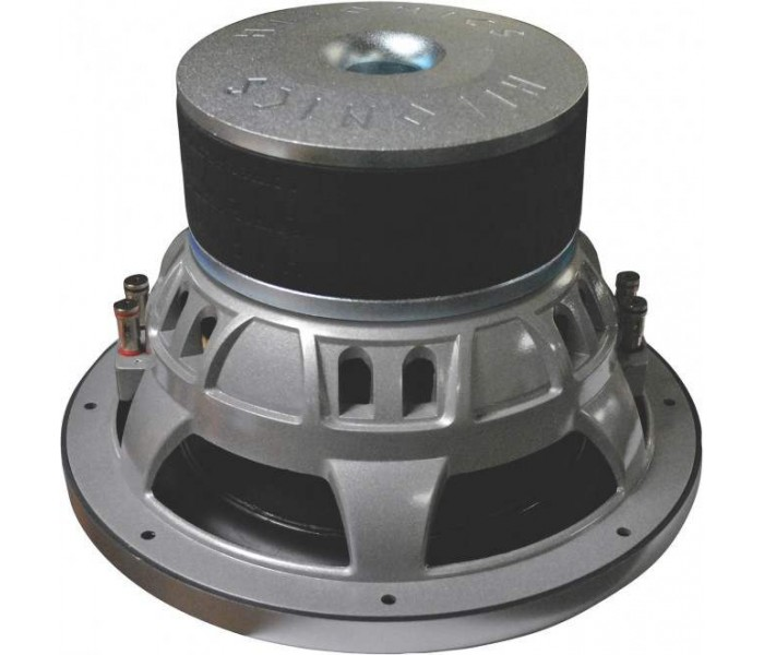 """Hifonics OLM1600D2 - 12"""" Dual 2 ohm MT Olympus Competition Series"""