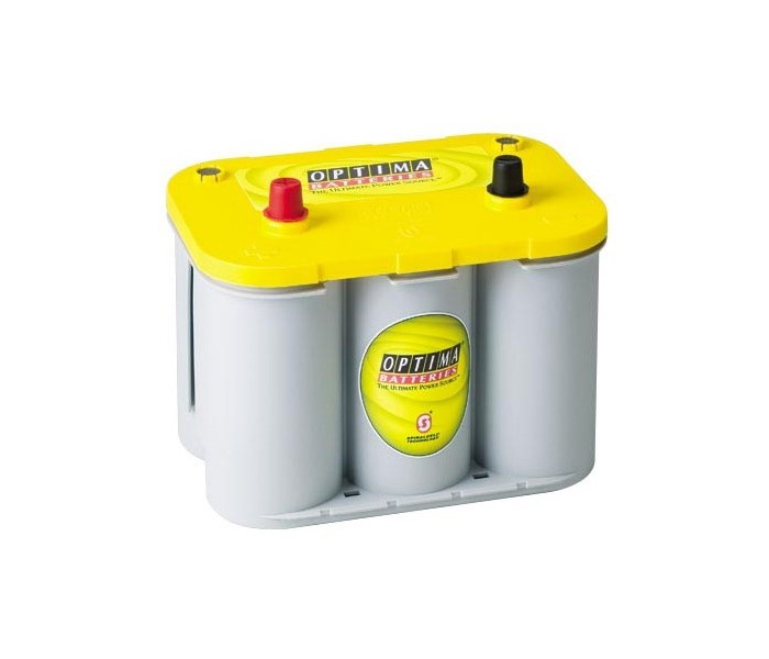 Varta Optima Yellow Top YTS4.2 (D34) Deep Cycle Battery