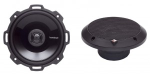 "Rockford Fosgate P152 5.25"" (13cm) Punch 2-Way Speakers"