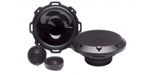 "Rockford Fosgate P152-S 5.25"" (13cm) Punch Series Component System."