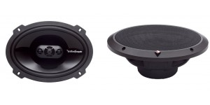 Rockford Fosgate P1694 6x9 4-way 150W speakers