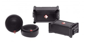Rockford Fosgate Punch Series: P1T-S 1'' Tweeter Kit