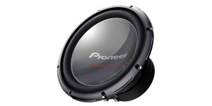 "Pioneer TS-W3003D4 1400W 12"" Champion series PRO Subwoofer"