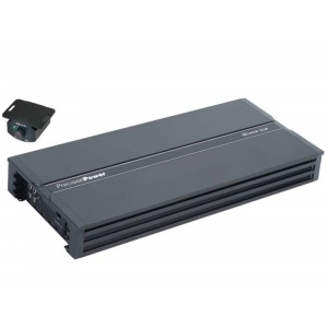 Precision Power PPI BA7000.1D 7000W Black Ice Series Monoblock Class D Car Amplifier
