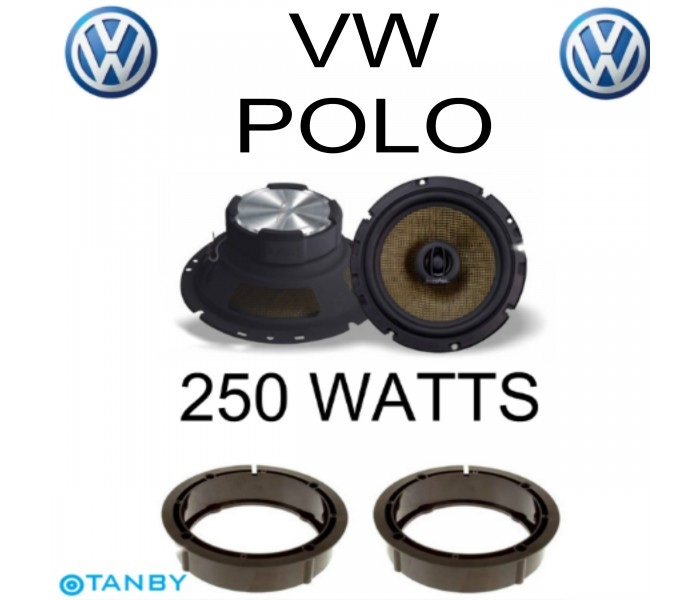 In Phase XTC17.2  VW POLO  SPEAKER UPGRADE