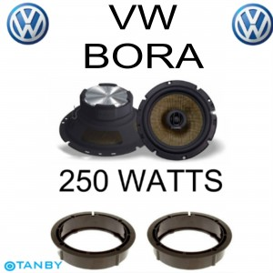 In Phase XTC17.2  VW BORA SPEAKER UPGRADE