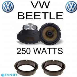 In Phase XTC17.2  VW BEETLE SPEAKER UPGRADE