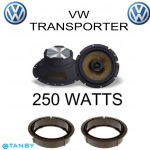 In Phase XTC17.2  VW Transporter SPEAKER UPGRADE