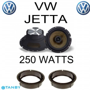 In Phase XTC17.2  VW JETTA SPEAKER UPGRADE