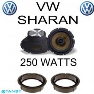In Phase XTC17.2  VW SHARAN SPEAKER UPGRADE