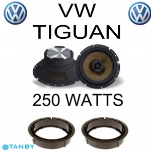 In Phase XTC17.2  VW TIGUAN SPEAKER UPGRADE