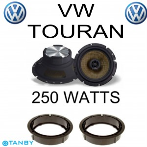 In Phase XTC17.2  VW TOURAN SPEAKER UPGRADE