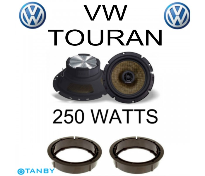In Phase XTC17.2  VW TOURAN SPEAKER UPGRADE