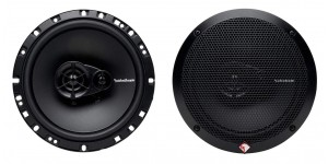 Rockford Fosgate R165X3 - 16.5cm 90W 3-way Speakers
