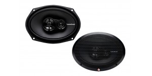 Rockford Fosgate R169X3 Prime 6x9 3-way 130W speakers