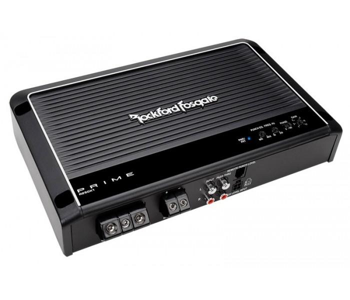 Rockford Fosgate Prime R250X1 - Mono Channel Amplifier