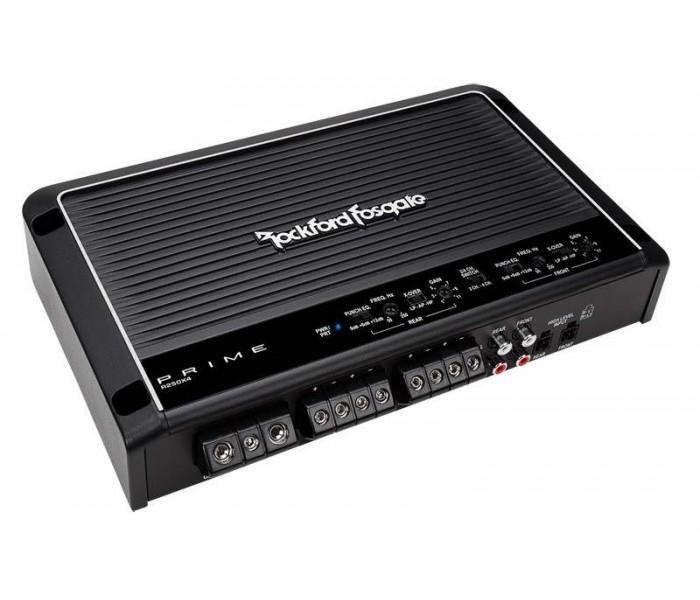 Rockford Fosgate Prime R250X4 - 250 Watt 4-Channel Amplifier