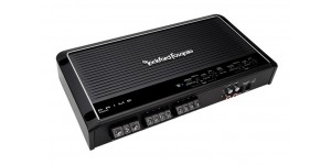Rockford Fosgate Prime R300X4 - 4 Channel Bridgeable Amplifier Class A/B