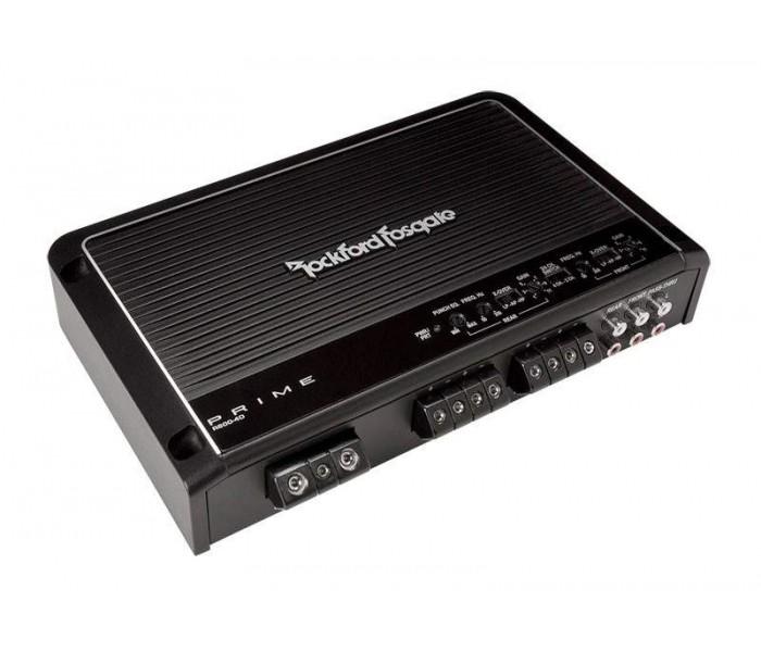 Rockford Fosgate Prime R600-4D - 4 Channel Amplifier