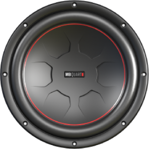 "MB Quart RWM302 350W 12"" Reference Series Dual 2 Ohm Subwoofer"