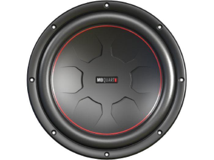 "MB Quart RWM304 350w 12"" Dual 4 Ohm Reference Series Subwoofer"