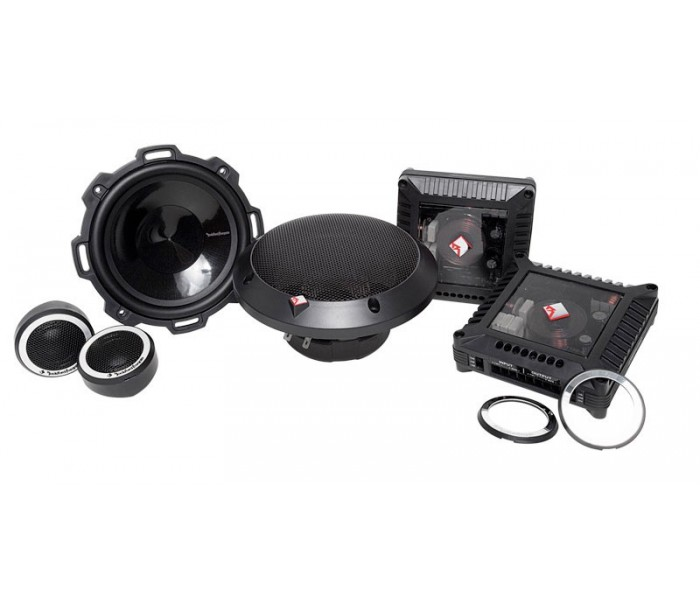 "Rockford Fosgate T152-S 5.25"" (13cm) Power Series Component System"