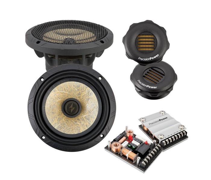 "Precision Power PPi P.65C2 150 Watts 6.5"" 2-Way Component Speaker"