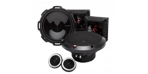 "Rockford Fosgate T1675-S - 6.75"" Power Series 120W Component Speaker System"