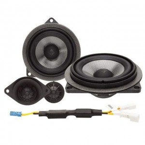 Rockford Fosgate T3-BMW2 BMW Custom Fit Power Component Speaker System