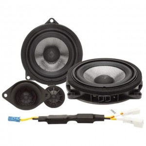 Rockford Fosgate T3-BMW1 BMW Custom Fit Power Component Speaker System